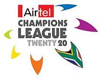 Airtel Champions League Twenty20 Full Schedule and Fixtures