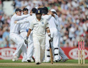 How England was able to dismiss Sachin Tendulkar Cheaply in the Test Series
