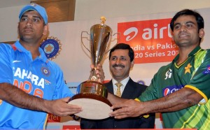India vs Pakistan Airtel Series 2012-13