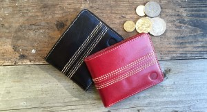 The Game Cricket Wallets
