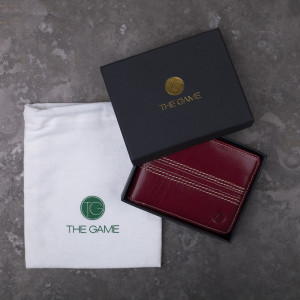 The Game Cricket Wallet Variant