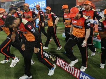 Sunrisers Hyderabad suffer another defeat