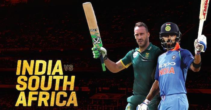 India vs South Africa Test match prediction