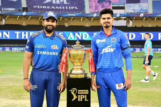 Mumbai Indians vs Delhi Capitals Dream 11 IPL 2020 Final Dubai