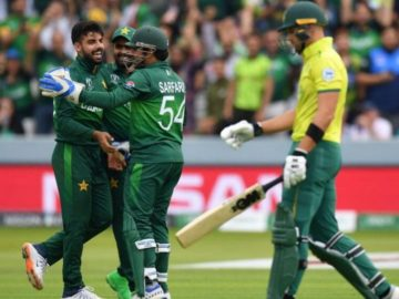 Pakistan Tour of South Africa 2021 Full Schedule